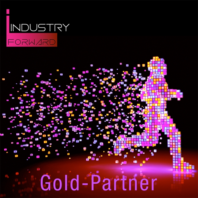 INDUSTRY.forward Summit – Gold-Partner