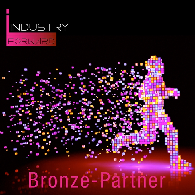INDUSTRY.forward Summit – Bronze-Partner