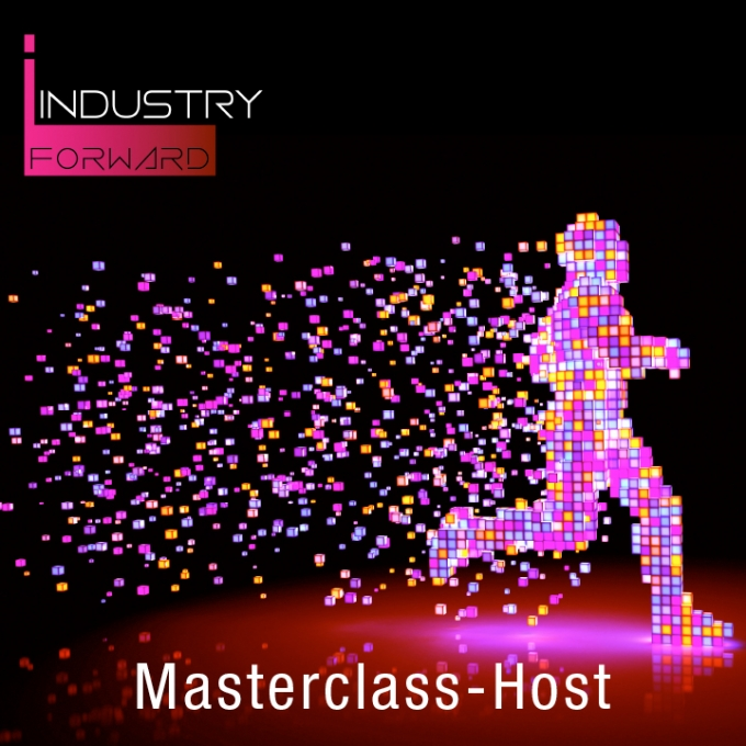 INDUSTRY.forward Summit – Masterclass-Host