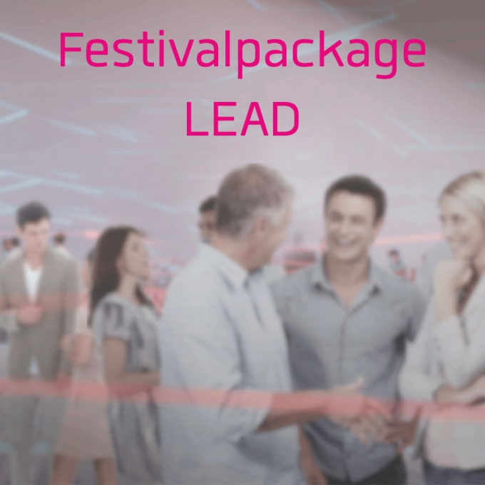 INDUSTRY.forward EXPO – Festival-Package LEAD
